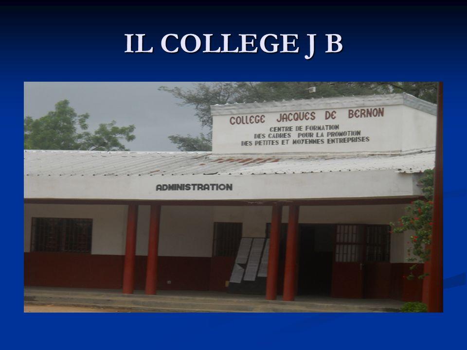 IL COLLEGE J B