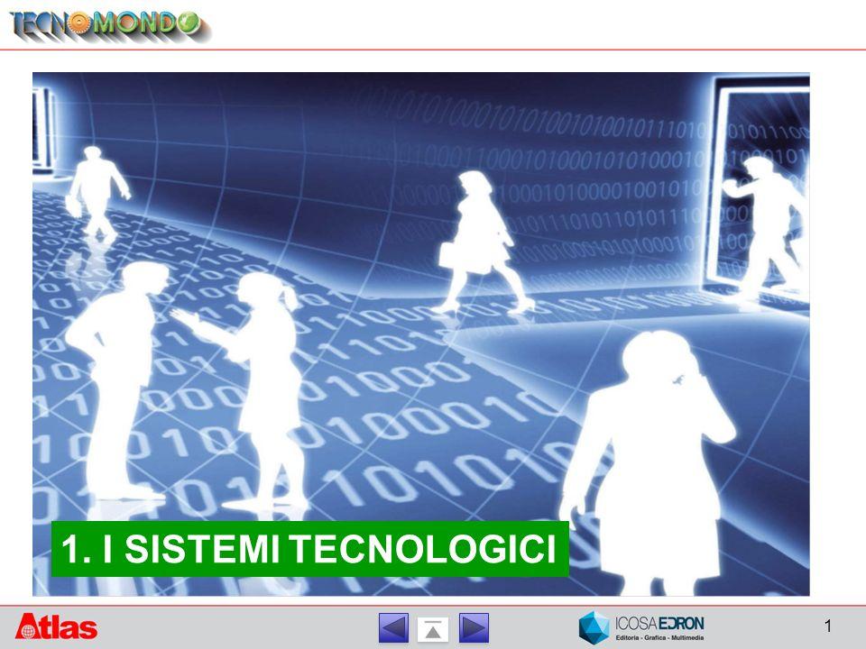 1. I SISTEMI TECNOLOGICI