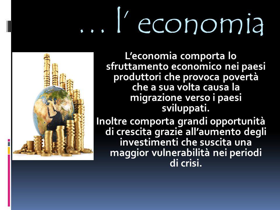 … l' economia