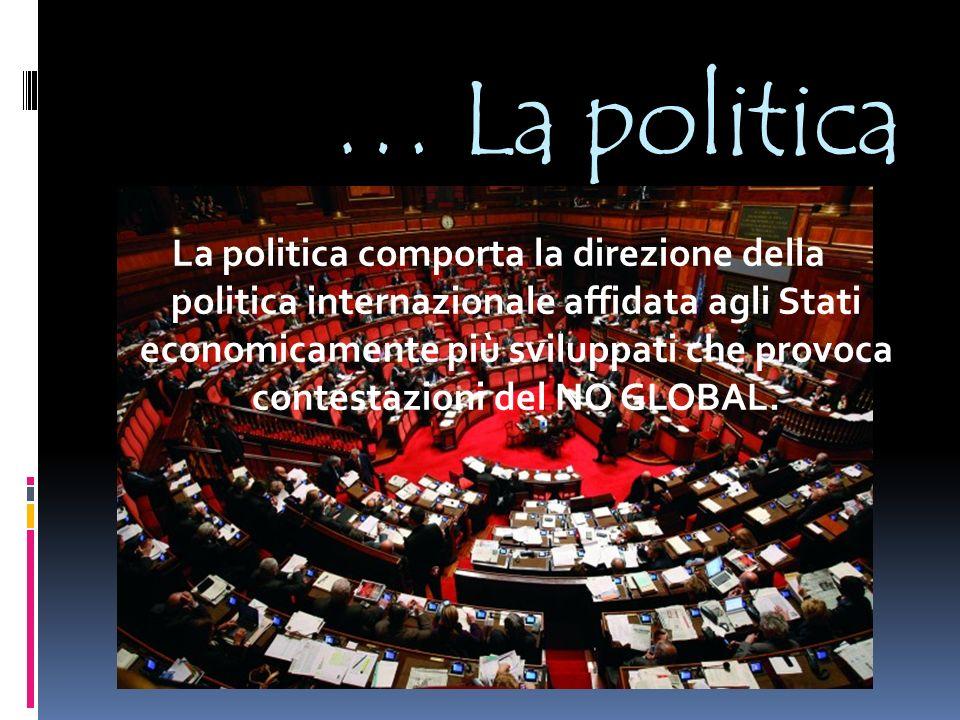 … La politica