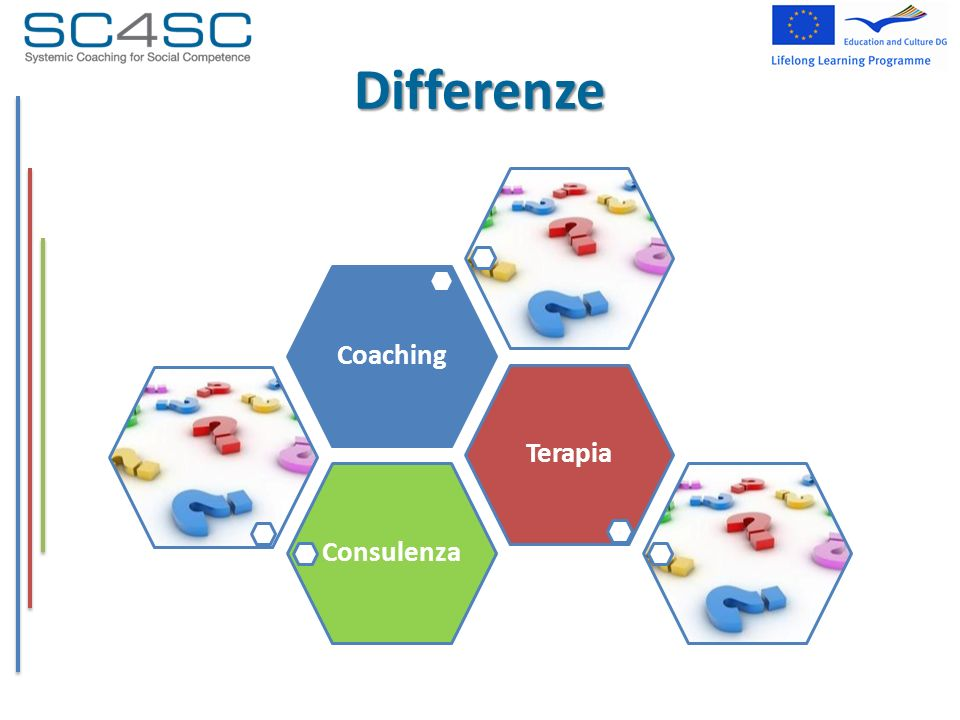 Differenze Consulenza Terapia Coaching