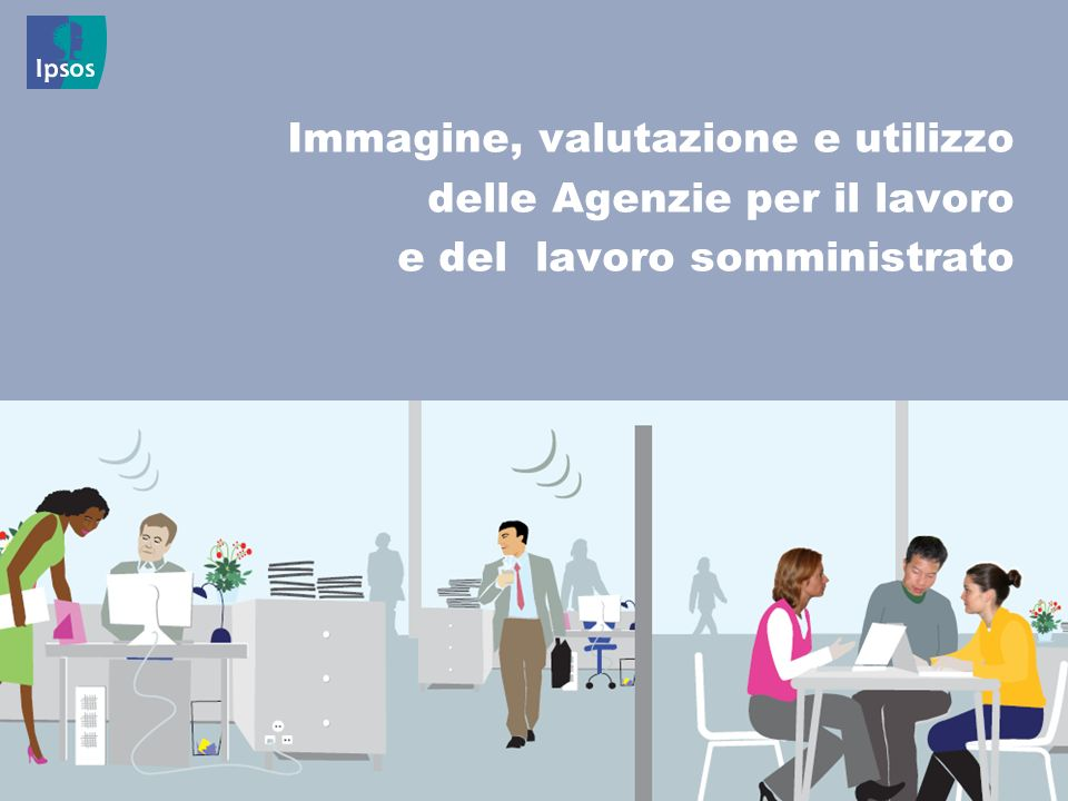 Immagine, valutazione e utilizzo