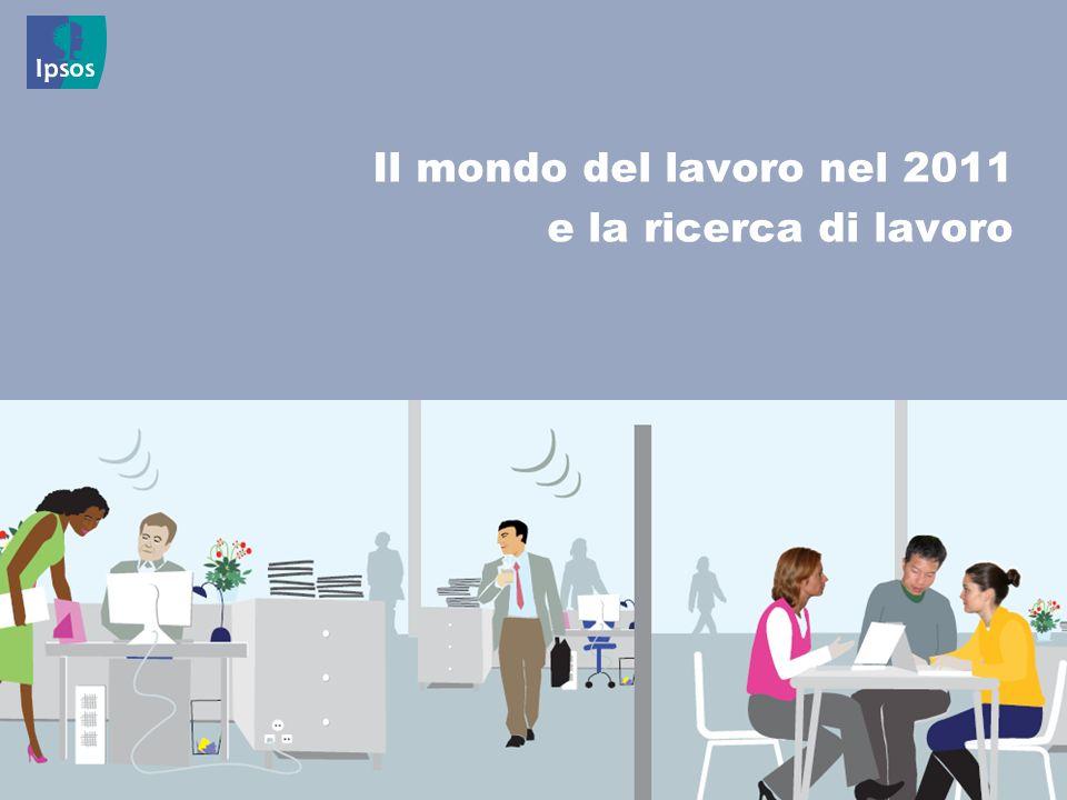 Il mondo del lavoro nel 2011 e la ricerca di lavoro
