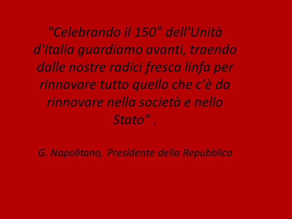 G. Napolitano, Presidente della Repubblica