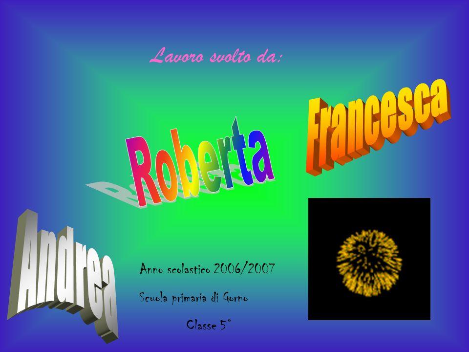 Giada Lavoro svolto da: Francesca Roberta Andrea