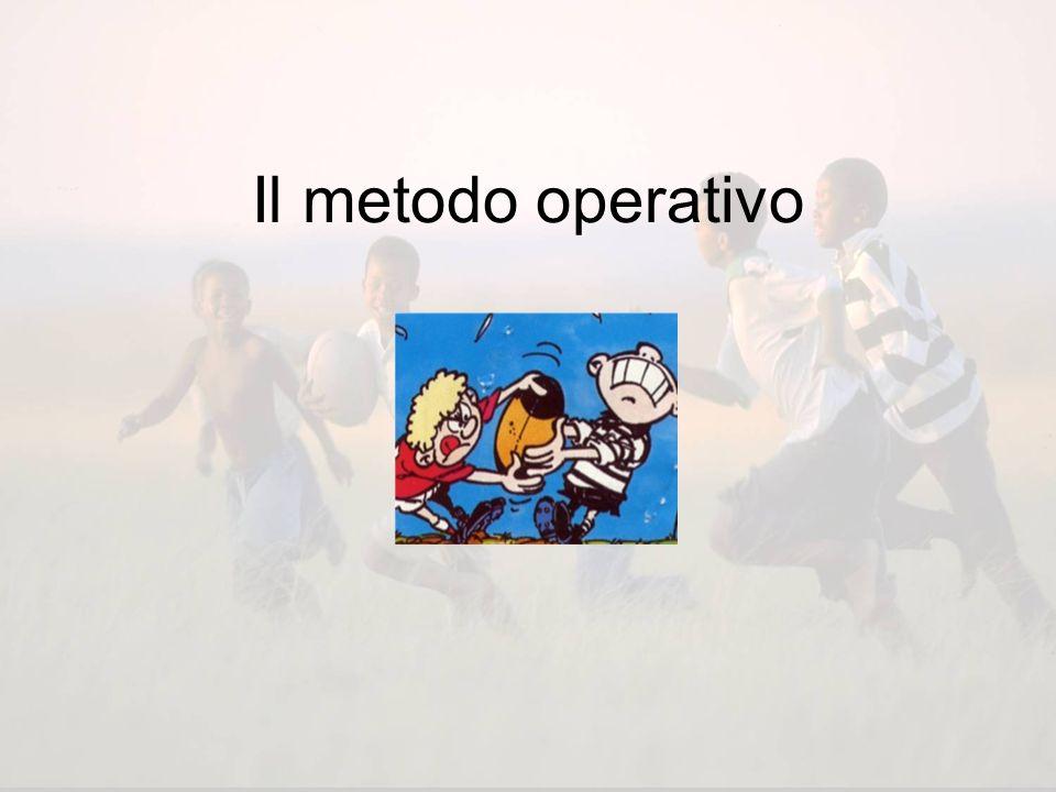 Il metodo operativo