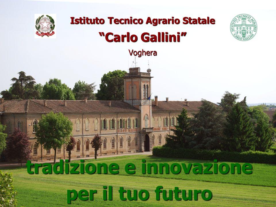 Istituto Tecnico Agrario Statale Carlo Gallini Voghera