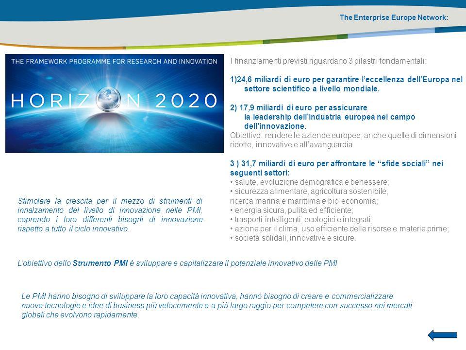 I finanziamenti previsti riguardano 3 pilastri fondamentali: