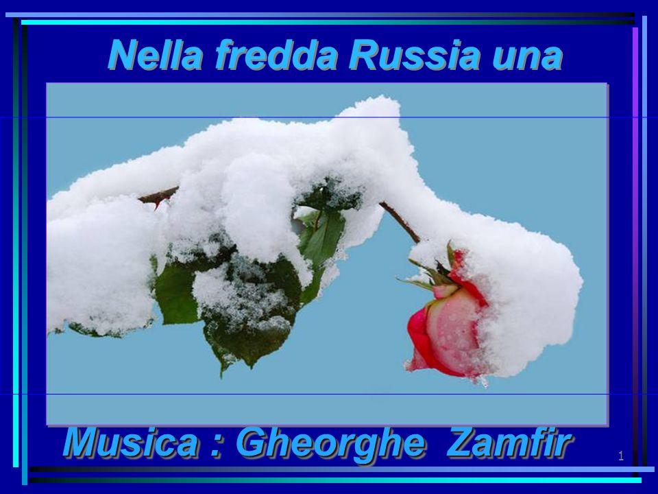 Nella fredda Russia una calda amicizia