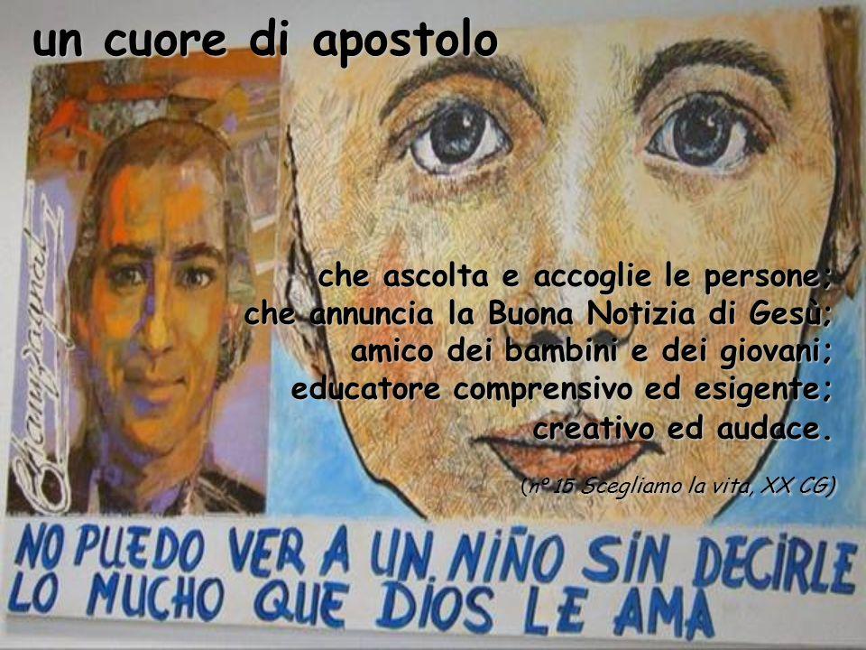 un cuore di apostolo
