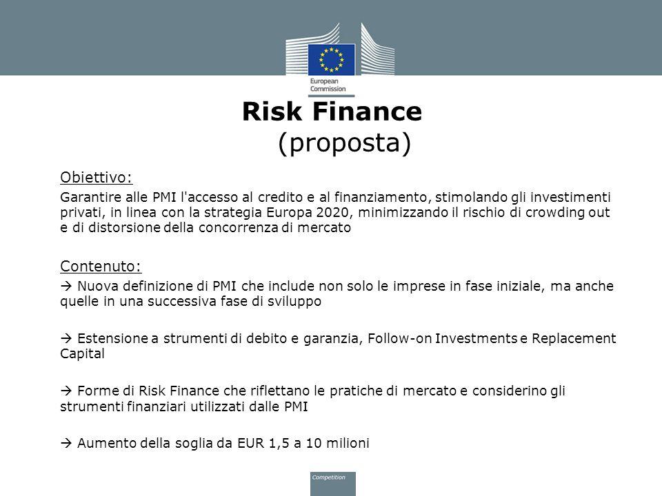 Risk Finance (proposta)