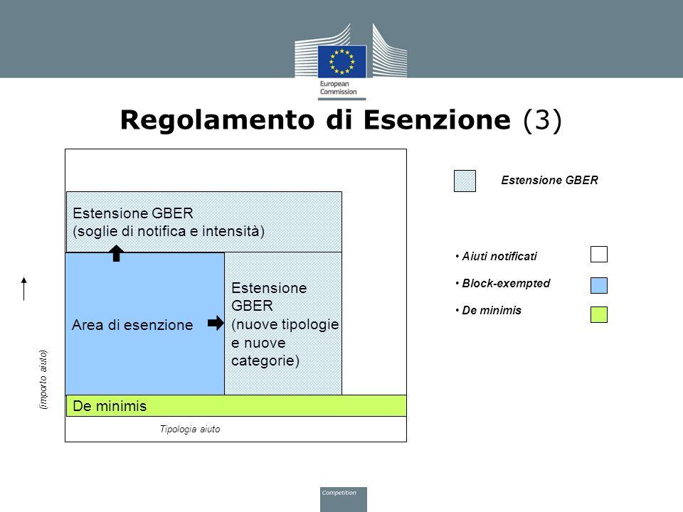 Regolamento di Esenzione (3)