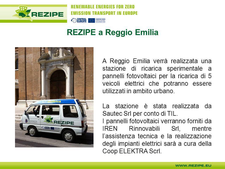 REZIPE a Reggio Emilia