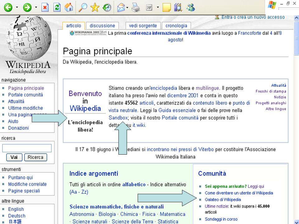 Wikipedia: la costruzione collettiva del sapere