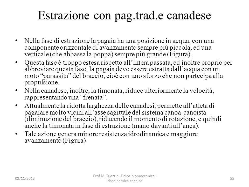 Estrazione con pag.trad.e canadese