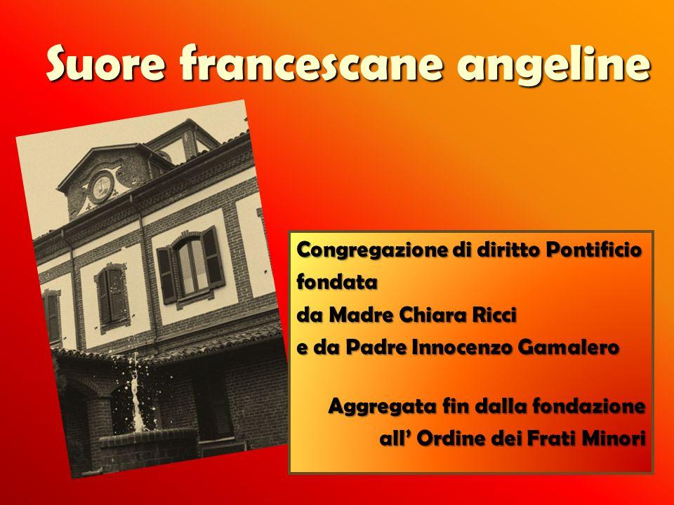 Suore francescane angeline