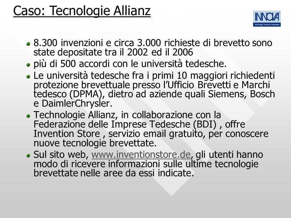 Caso: Tecnologie Allianz