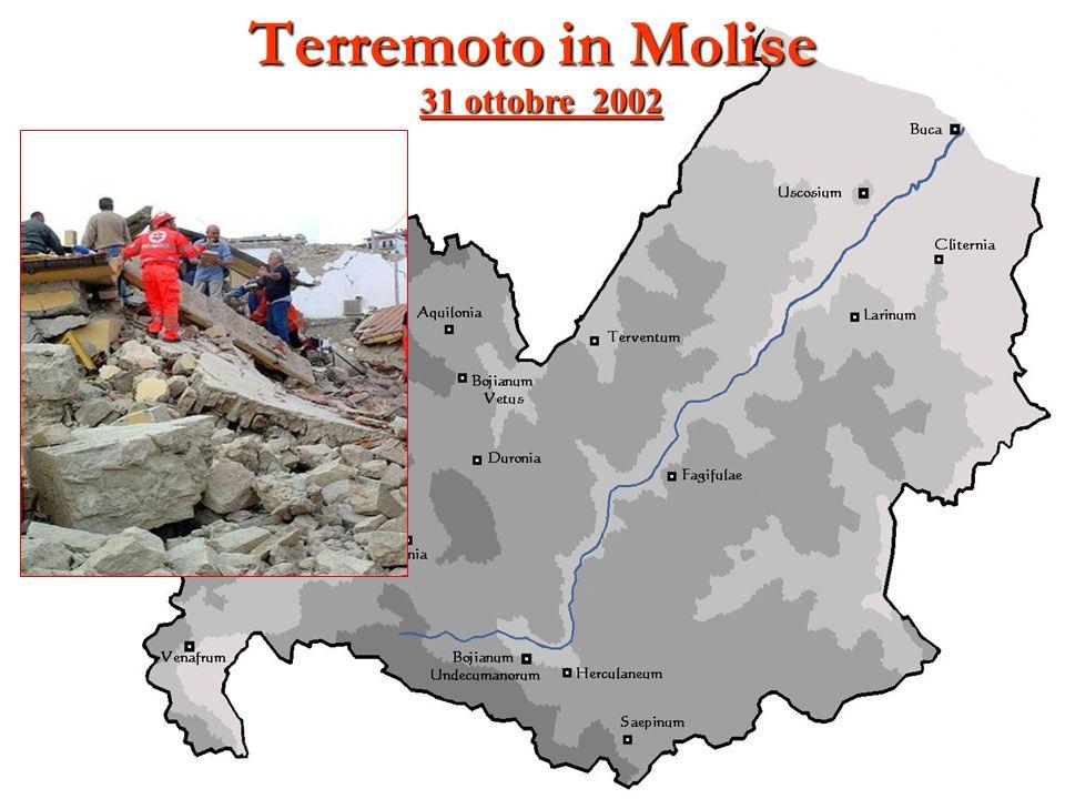 Terremoto in Molise 31 ottobre 2002