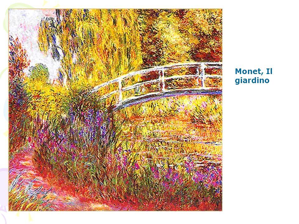 Monet, Il giardino