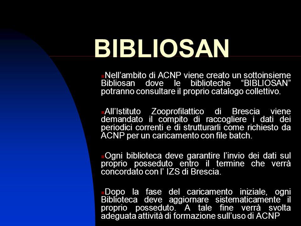 BIBLIOSAN