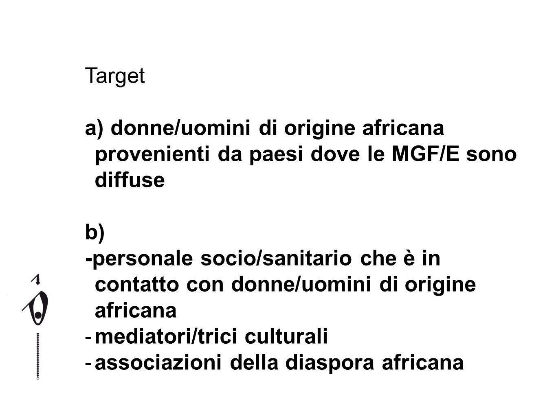 mediatori/trici culturali associazioni della diaspora africana