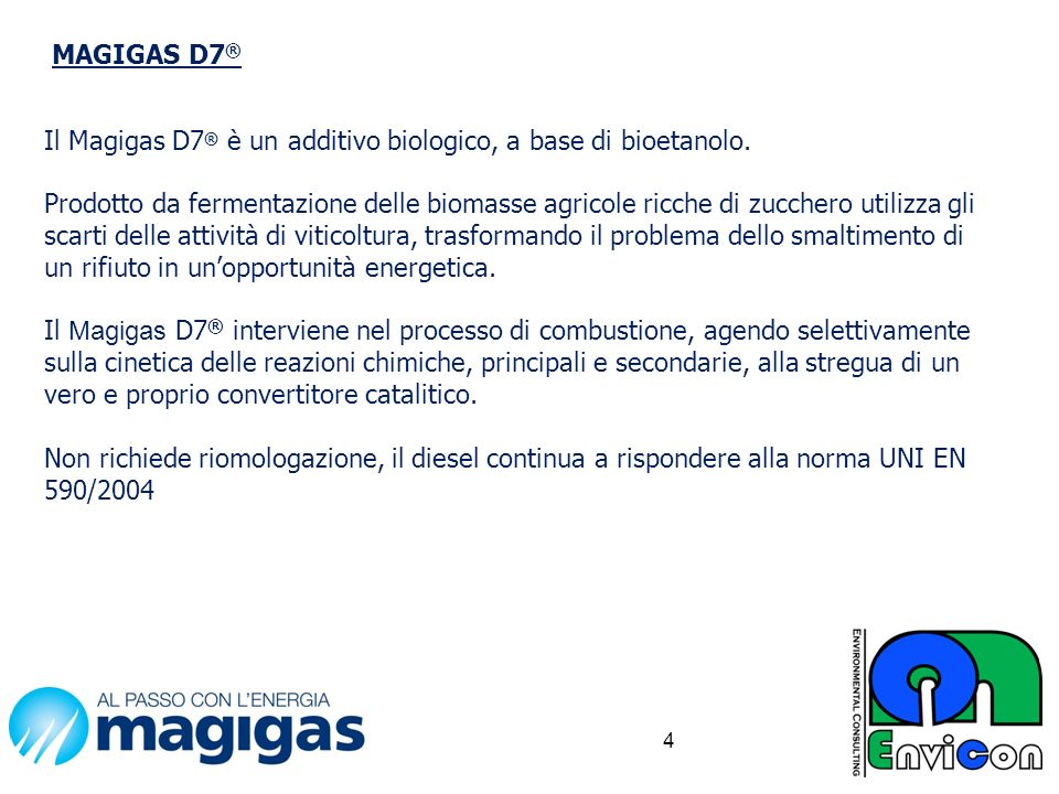 MAGIGAS D7®