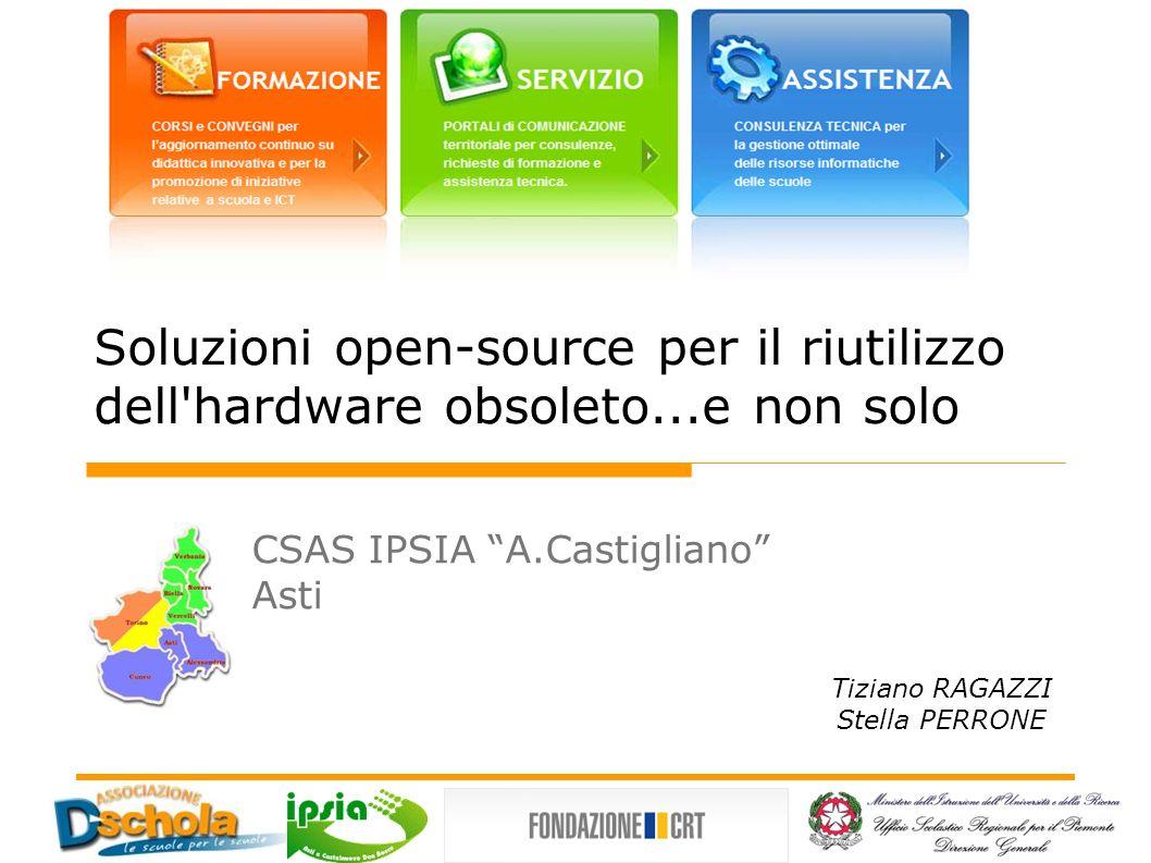 CSAS IPSIA A.Castigliano Asti