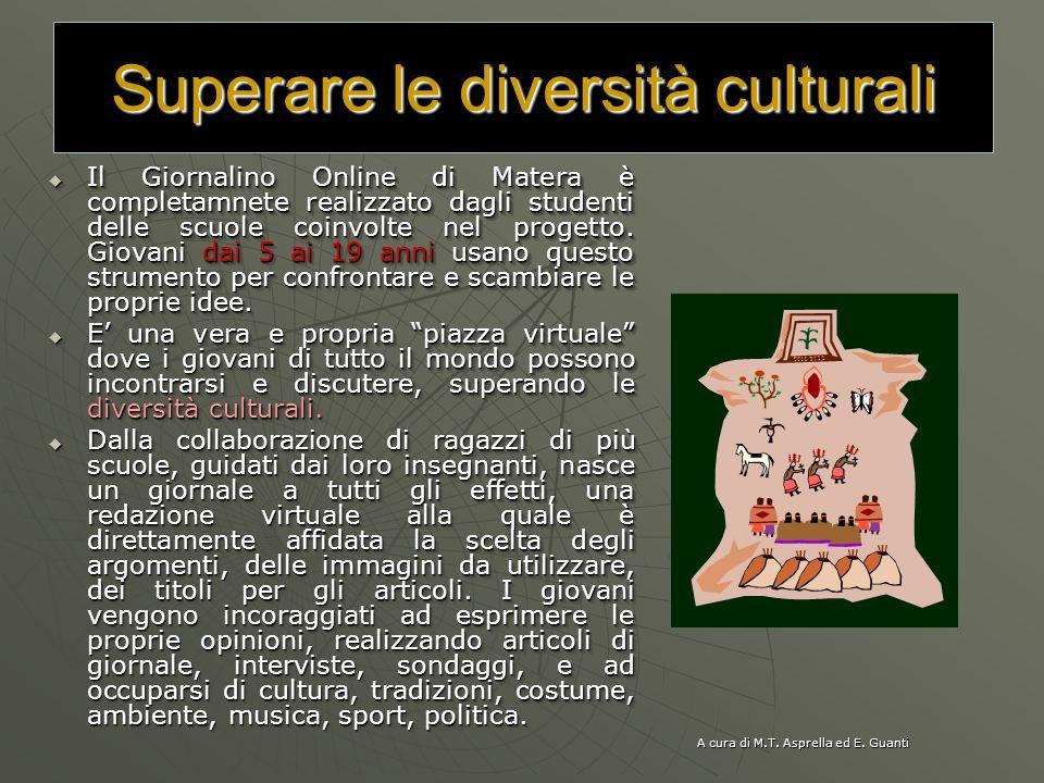 Superare le diversità culturali