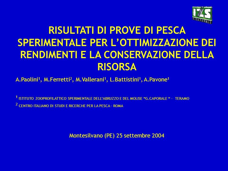 Montesilvano (PE) 25 settembre 2004