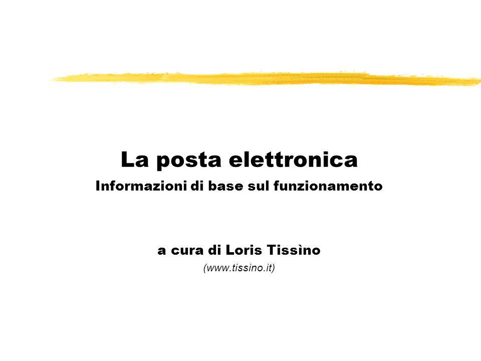 Informazioni di base sul funzionamento