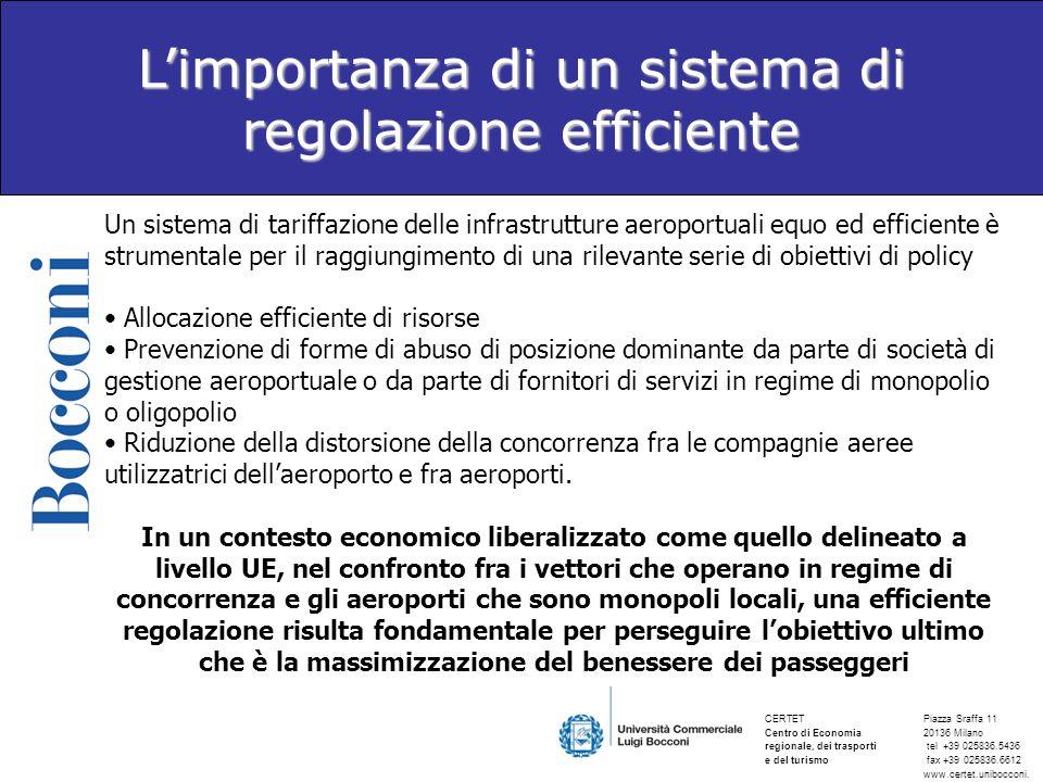 L'importanza di un sistema di regolazione efficiente