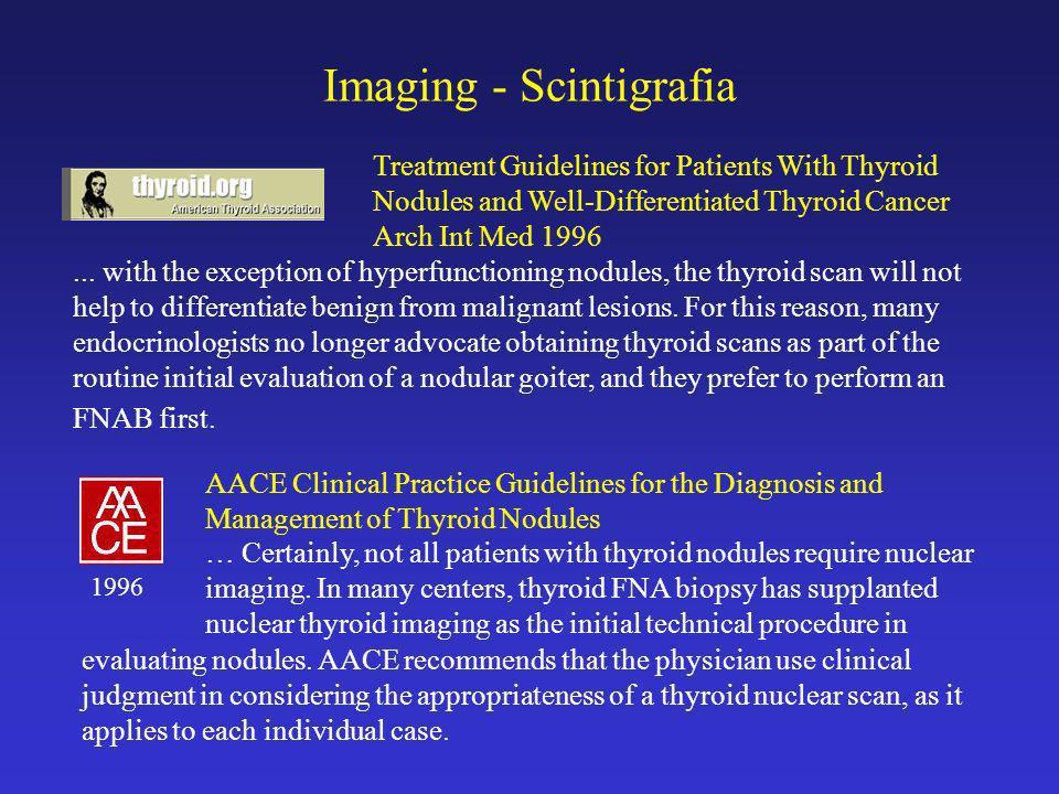 Imaging - Scintigrafia