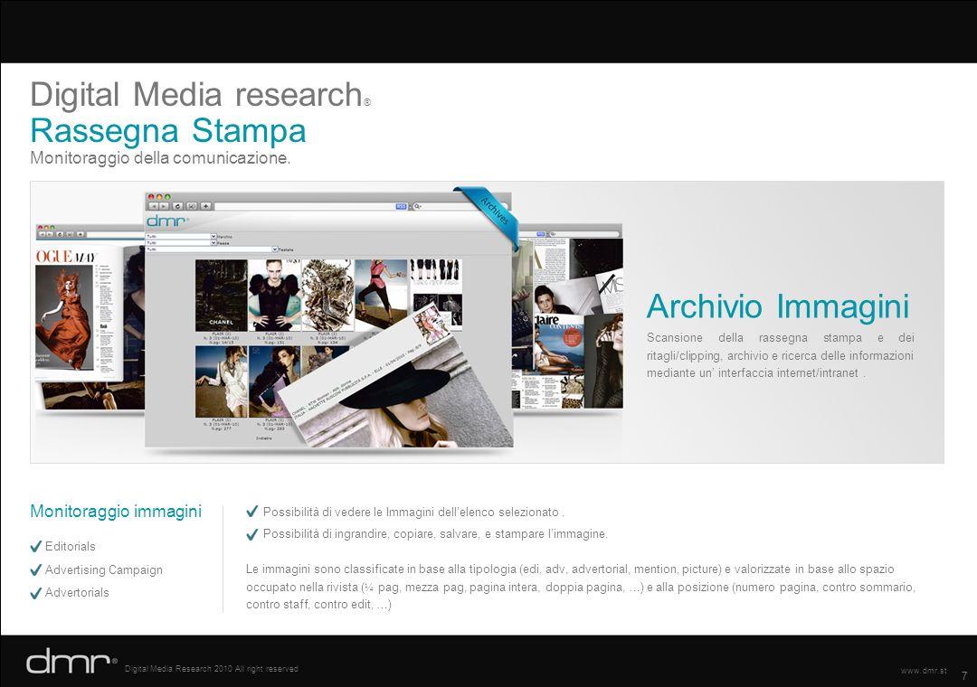 Digital Media research® Rassegna Stampa