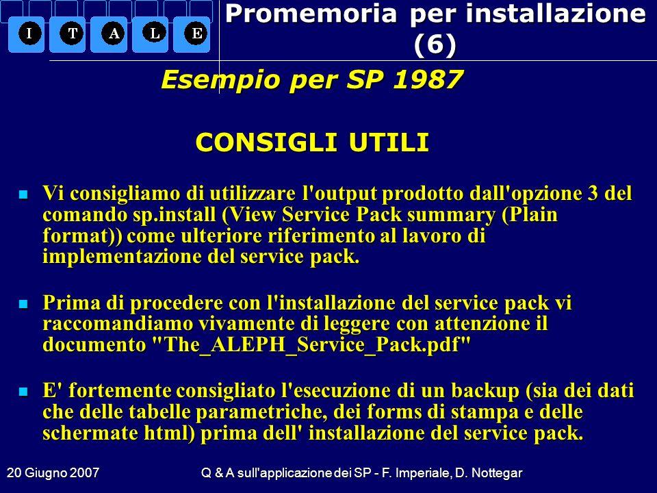 Promemoria per installazione (6)