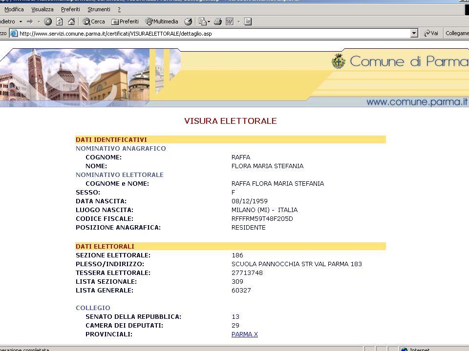 XXIV Convegno Nazionale ANUSCA Bellaria-Igea Marina, 5-6-7-8 Ottobre 2004