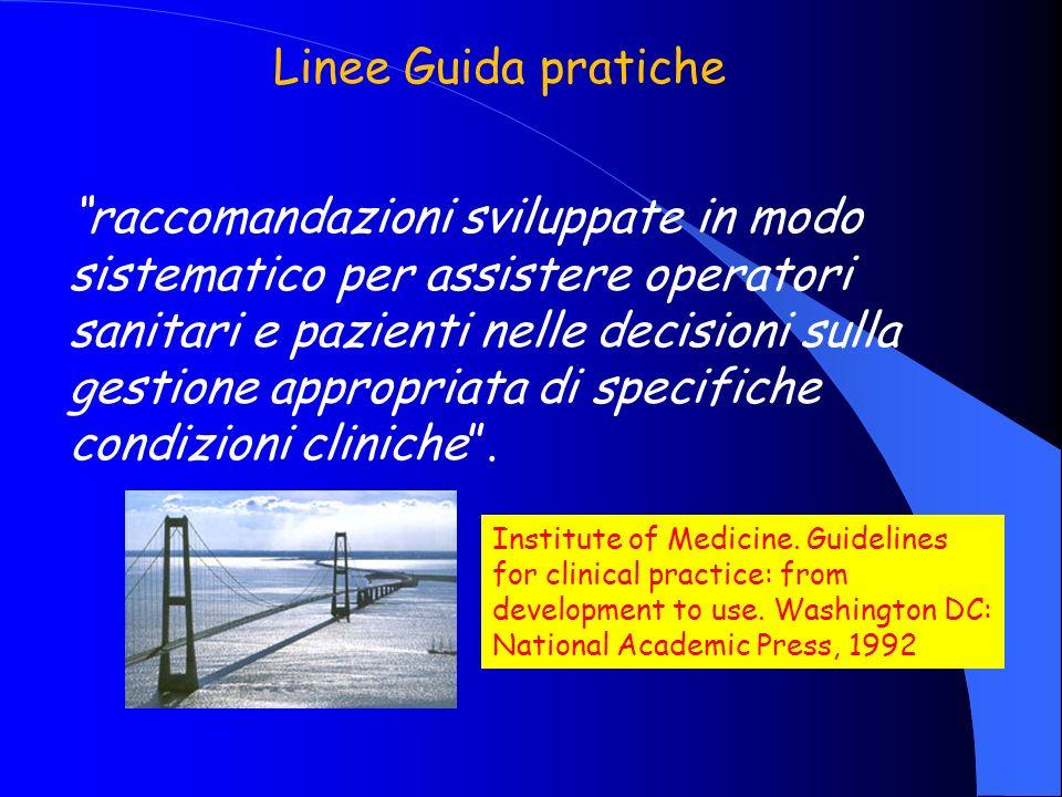 Linee Guida pratiche