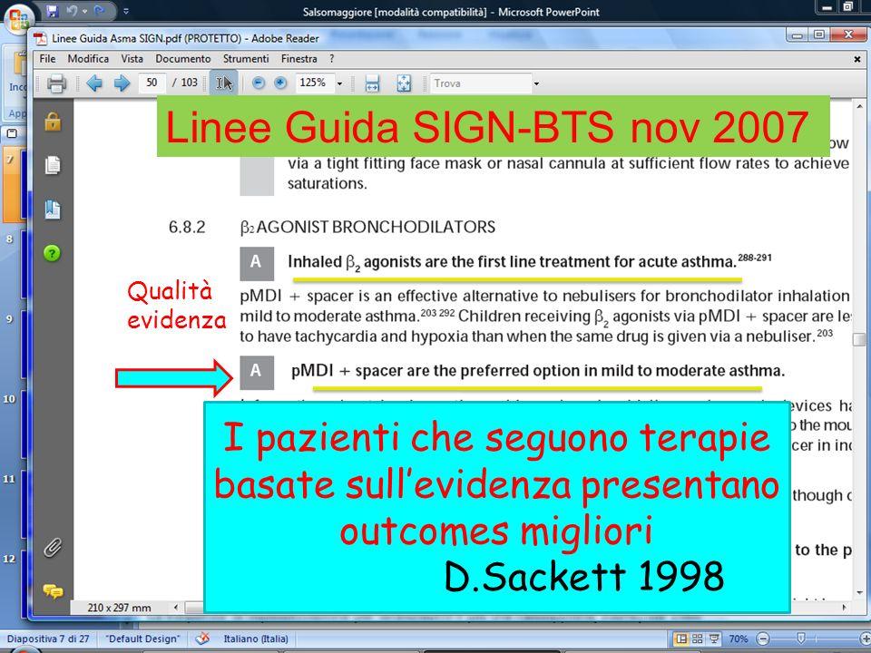 Linee Guida SIGN-BTS nov 2007