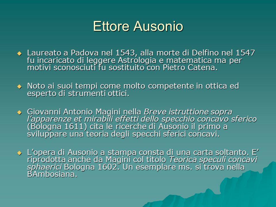 Ettore Ausonio