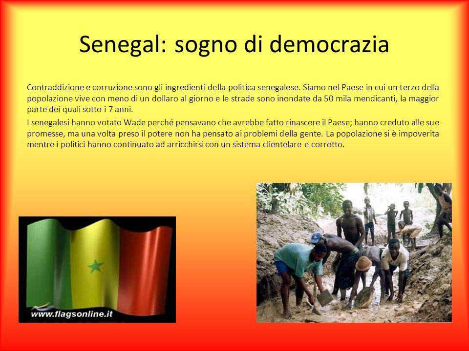 Senegal: sogno di democrazia