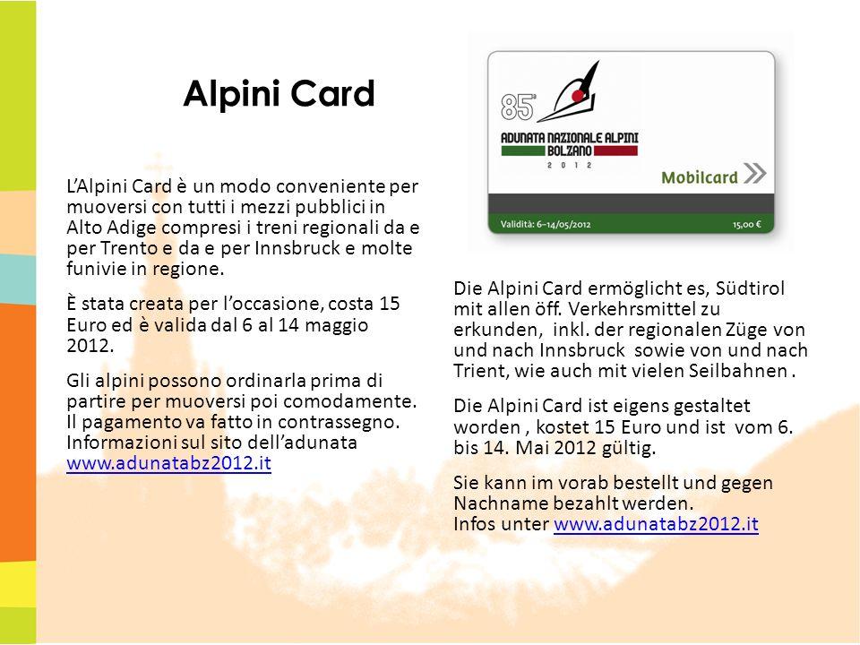 Alpini Card