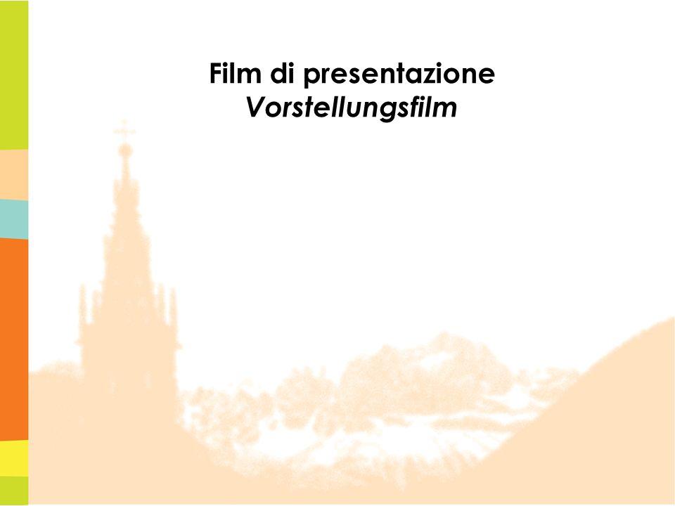 Film di presentazione Vorstellungsfilm