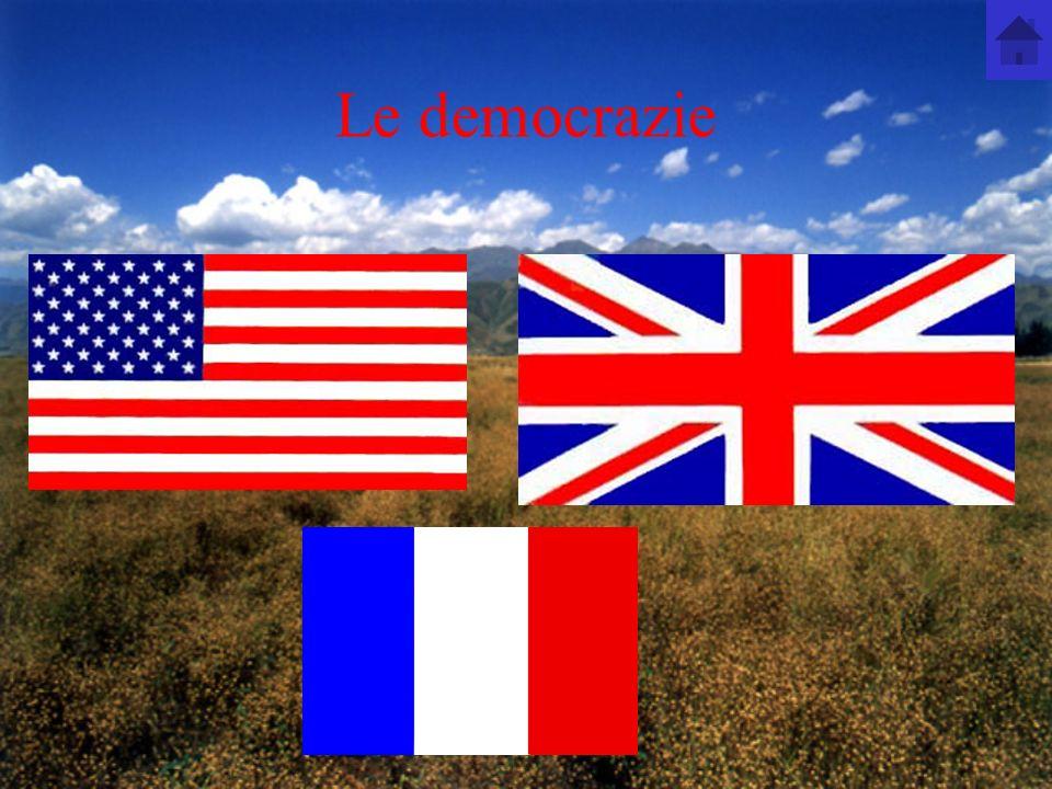 Le democrazie