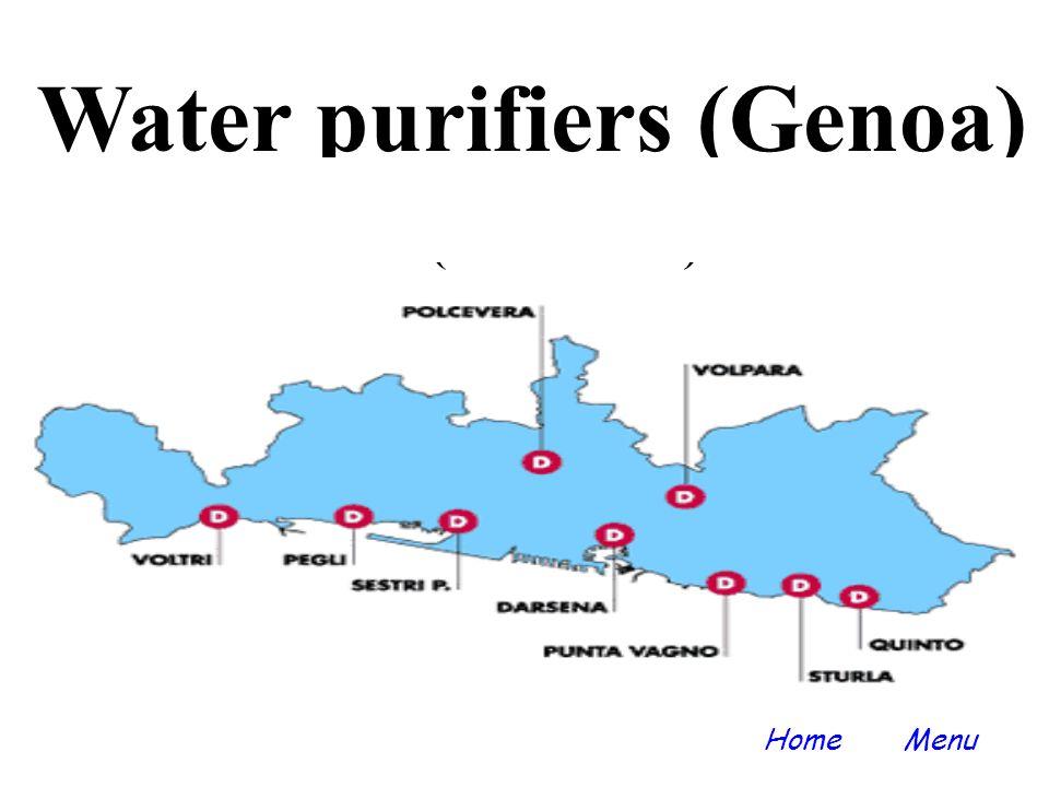 Water purifiers (Genoa)