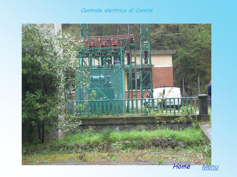 Centrale elettrica di Canate
