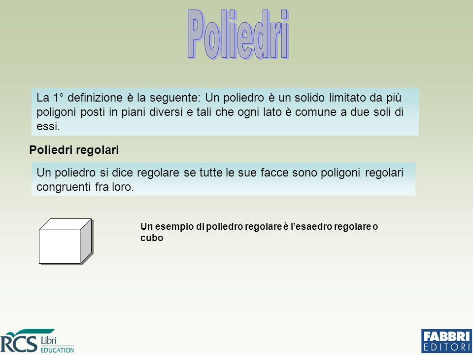 Poliedri