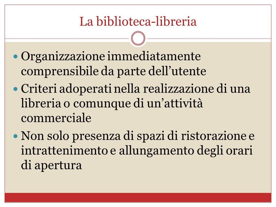 La biblioteca-libreria