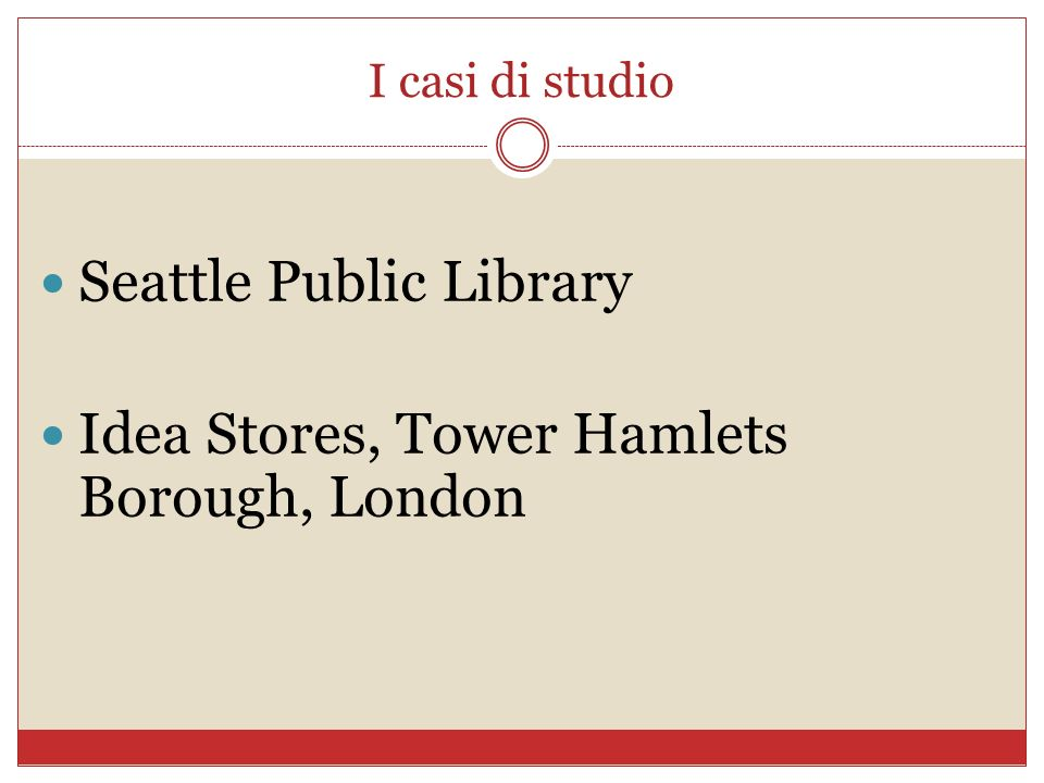 Seattle Public Library Idea Stores, Tower Hamlets Borough, London