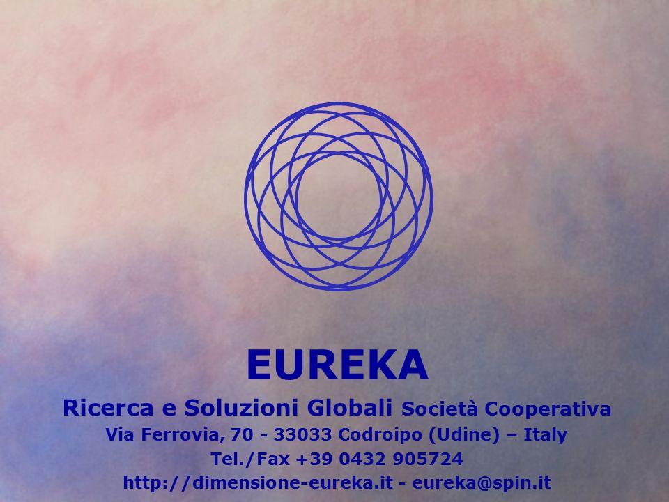 EUREKA Ricerca e Soluzioni Globali Società Cooperativa