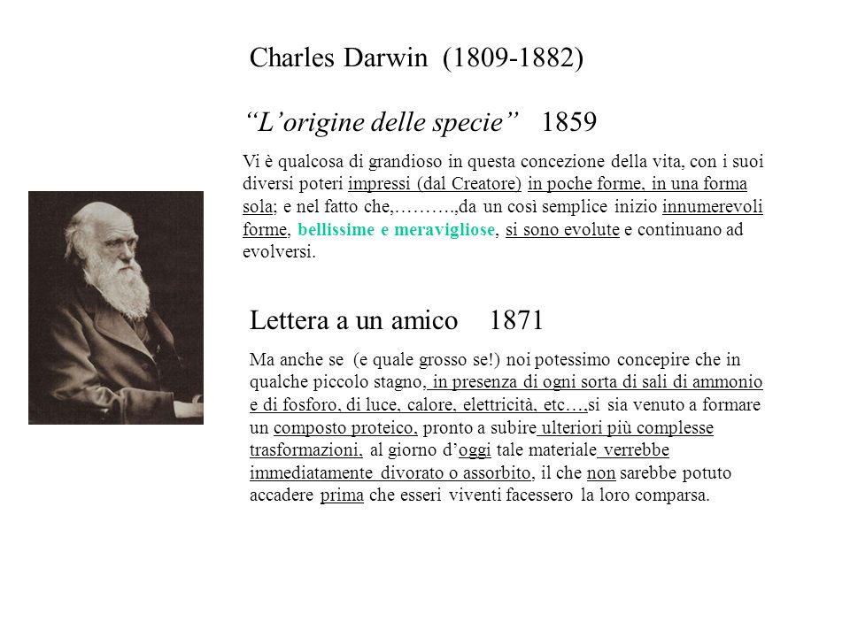 L'origine delle specie 1859