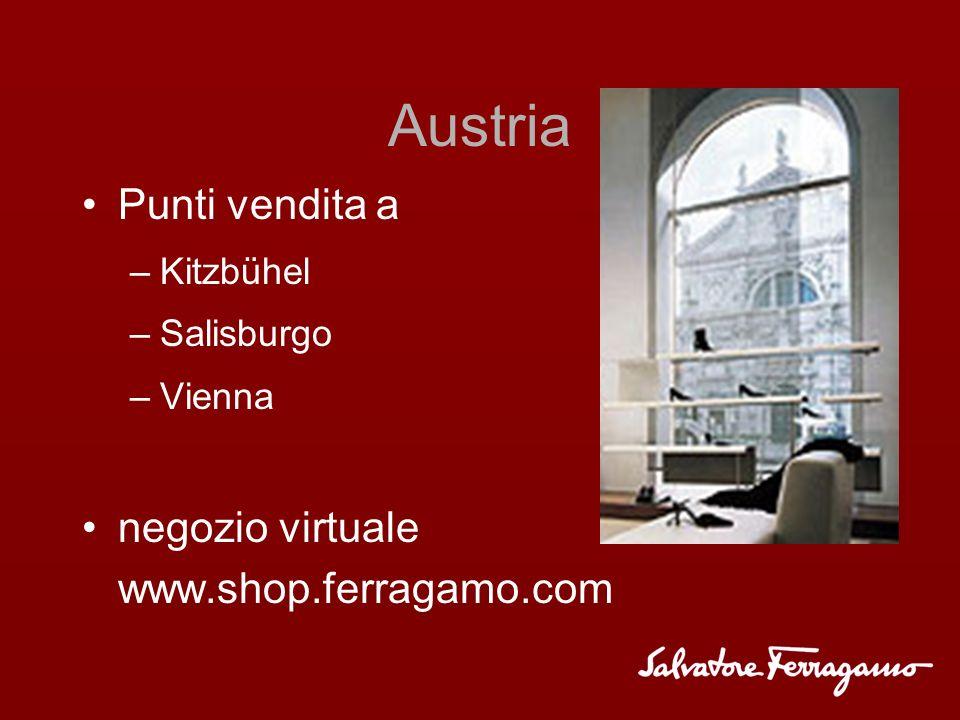 Sede Palazzo Spini Feroni via Tornabuoni 2 Firenze Punti Vendita:
